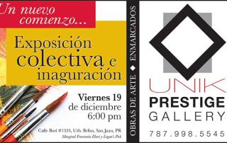 Invitación Exhibición