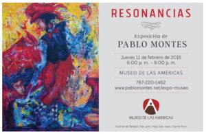 Pablo Montes en el Museo