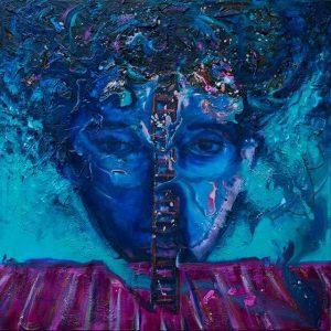 La mente y las Bellas Artes | The mind and the Artist Painting