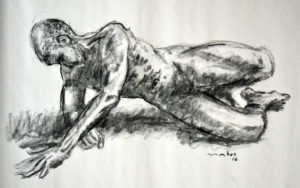 Figure Drawing Practice