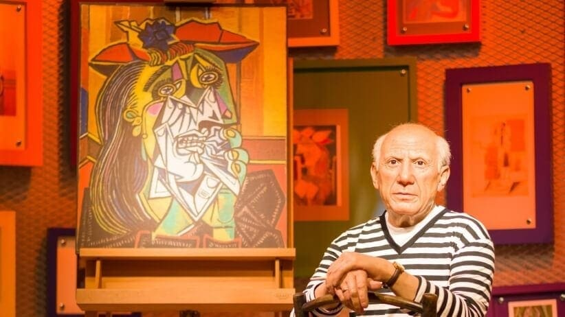 Picasso, A Mythical Monster
