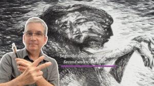 Read more about the article Como mejorar los dibujos con plumilla y acuarela 2