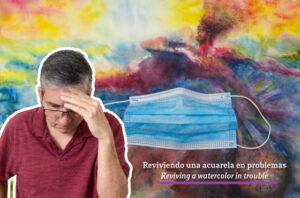Read more about the article Granulación y la cuarentena de una acuarela