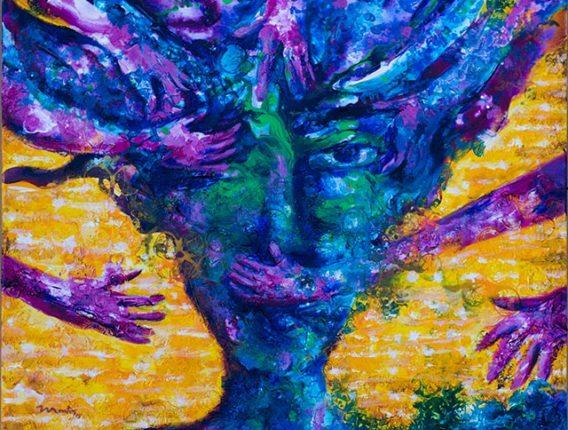 El Color de la Mentira, Painting
