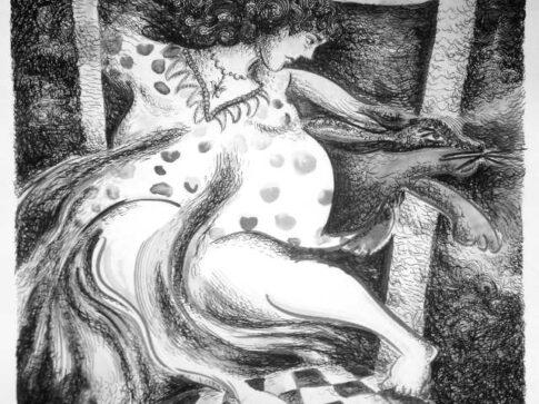 Manifiesto de una Salida, dibujo por Pablo Montes